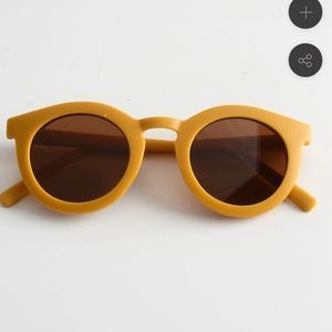 NEW Grech & Co. SUSTAINABLE SUNGLASSES - in golden